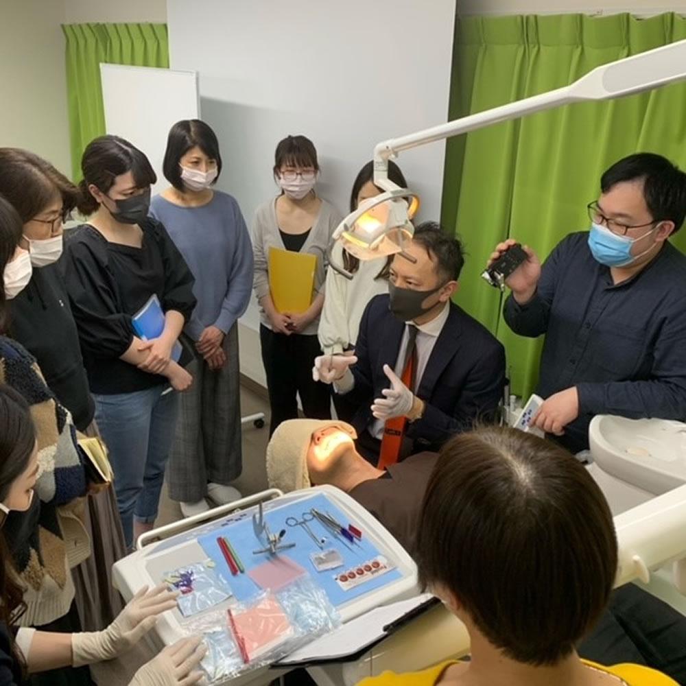 歯科医師・歯科衛生士合同勉強会