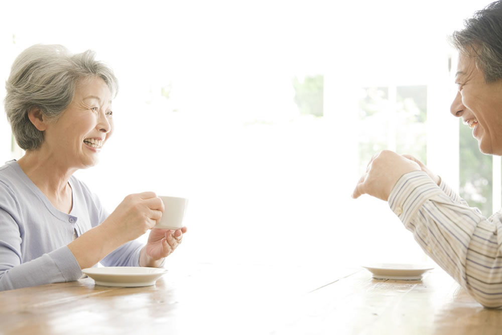 摂食嚥下障害の方のリハビリ