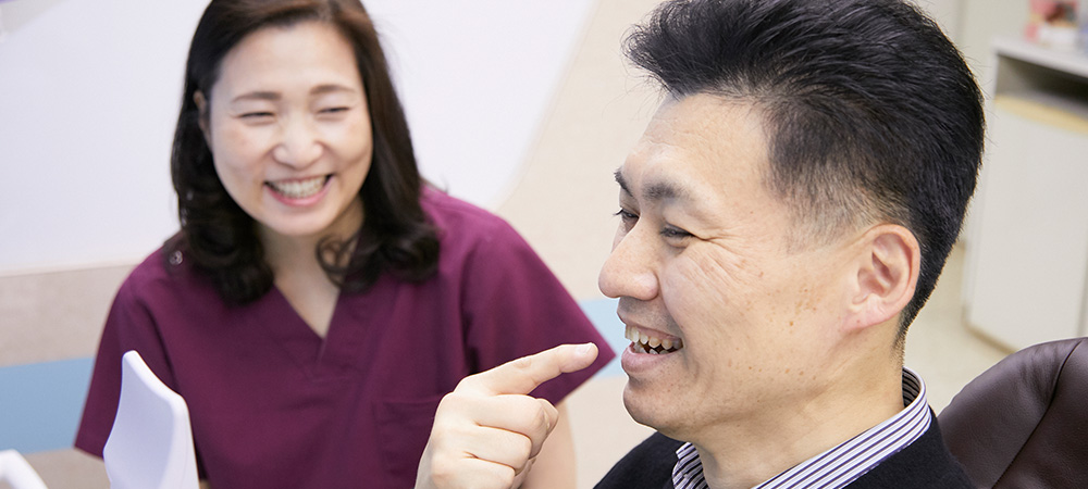 2つ虫歯治療
