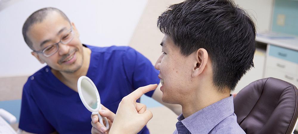 歯周病に対する4つのアプローチ